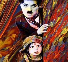 Charlie Chaplin by Icarusismart