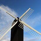Brill Windmill by Elena J