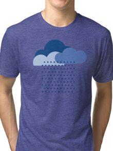 We love the rain! weather, cloud, water, autumn, spring, water, raindrop  Tri-blend T-Shirt
