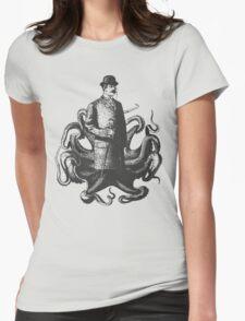 Sir Corin Thulhu  Womens Fitted T-Shirt