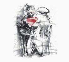 Superman Man of Steel by taufiq