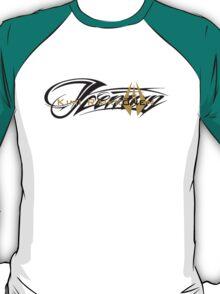 Kimi Raikkonen - Iceman (Black & Gold) T-Shirt