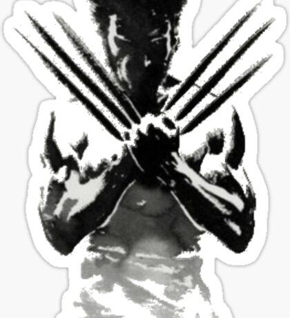 wolverine x-men Sticker