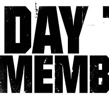 A DAY TO REMEMBER Logo by liveitacoustic