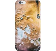 Peeling wall iPhone Case/Skin