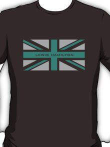 Lewis Hamilton (Team colours) T-Shirt