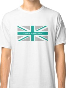 Lewis Hamilton (Team colours) Classic T-Shirt
