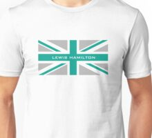 Lewis Hamilton (Team colours) Unisex T-Shirt