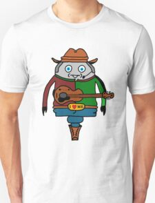Garth Brooks Pogos in low places Unisex T-Shirt
