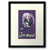 Tira - Let's dance! Soul Calibur Framed Print
