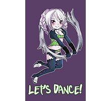 Tira - Let's dance! Soul Calibur Photographic Print