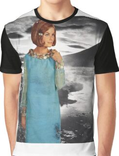 The Lady of the Loch Graphic T-Shirt
