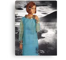 The Lady of the Loch Canvas Print
