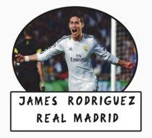 James Rodriguez (Real Madrid) by LandoDesign