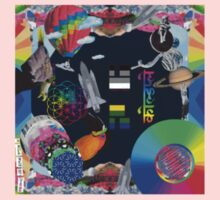 COLDPLAY One Piece - Long Sleeve