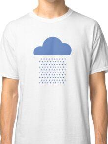 We love weather! rain, clouds, water, raindrop, spring, summer, autumn Classic T-Shirt