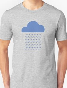 We love weather! rain, clouds, water, raindrop, spring, summer, autumn Unisex T-Shirt