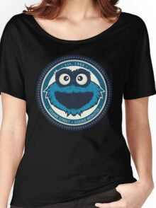 Cookie Monster Vintage Women's Relaxed Fit T-Shirt
