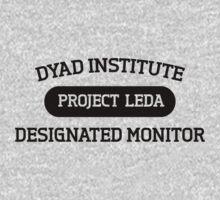 Project LEDA Monitor T-Shirt