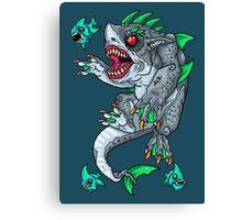 Goblin Shark Canvas Print