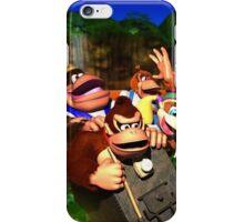 Super Donkey Kong iPhone Case/Skin
