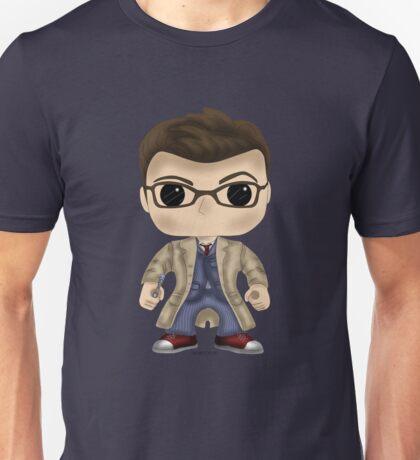 Dr Who Tennant Unisex T-Shirt