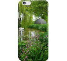 Westonbury Mill Water Garden iPhone Case/Skin