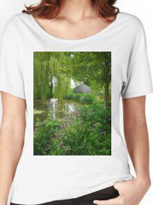 Westonbury Mill Water Garden Women's Relaxed Fit T-Shirt