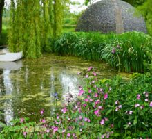 Westonbury Mill Water Garden Sticker