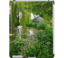 Westonbury Mill Water Garden iPad Case/Skin