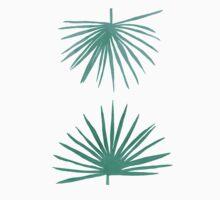 Petticoat Palms Kids Tee