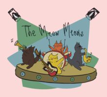 The Meow Meows - colourised version Kids Tee