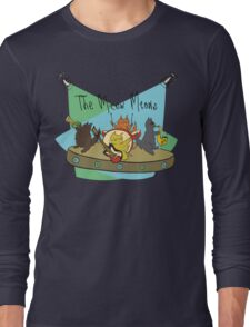 The Meow Meows - colourised version Long Sleeve T-Shirt