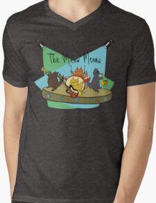 The Meow Meows - colourised version Mens V-Neck T-Shirt