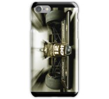 Ayrton Senna iPhone Case/Skin