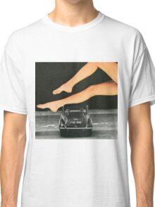 A Day At The Seaside Classic T-Shirt