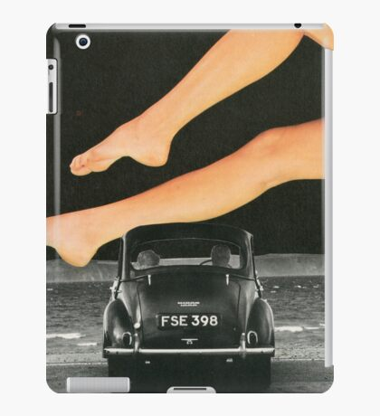 A Day At The Seaside iPad Case/Skin