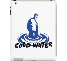 #ColdWater iPad Case/Skin