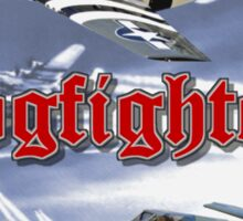 Dogfighters: P-51 vs Fw190 Sticker