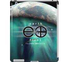 eco warriors iPad Case/Skin