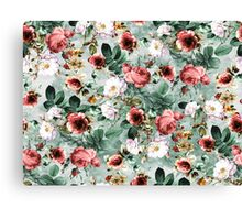 Rpe Seamless Floral Pattern I Canvas Print