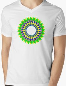 mandala . harmony Mens V-Neck T-Shirt