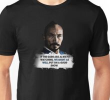 Marco Polo: Hundred Eyes Quote (Dark) Unisex T-Shirt