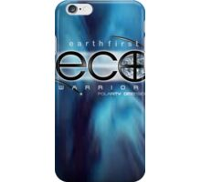 eco warriors 3 iPhone Case/Skin
