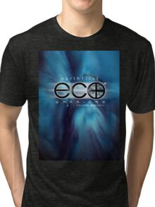 eco warriors 3 Tri-blend T-Shirt