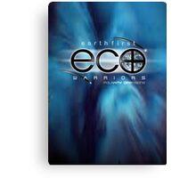 eco warriors 3 Canvas Print