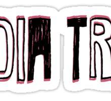Stydia Trash Sticker
