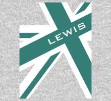 Lewis Hamilton - Team Colours One Piece - Short Sleeve