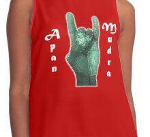 Apan Mudra - The Gesture of Energy Contrast Tank