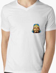 Lucky 88 Mens V-Neck T-Shirt